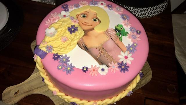 Torta Zlatovláska